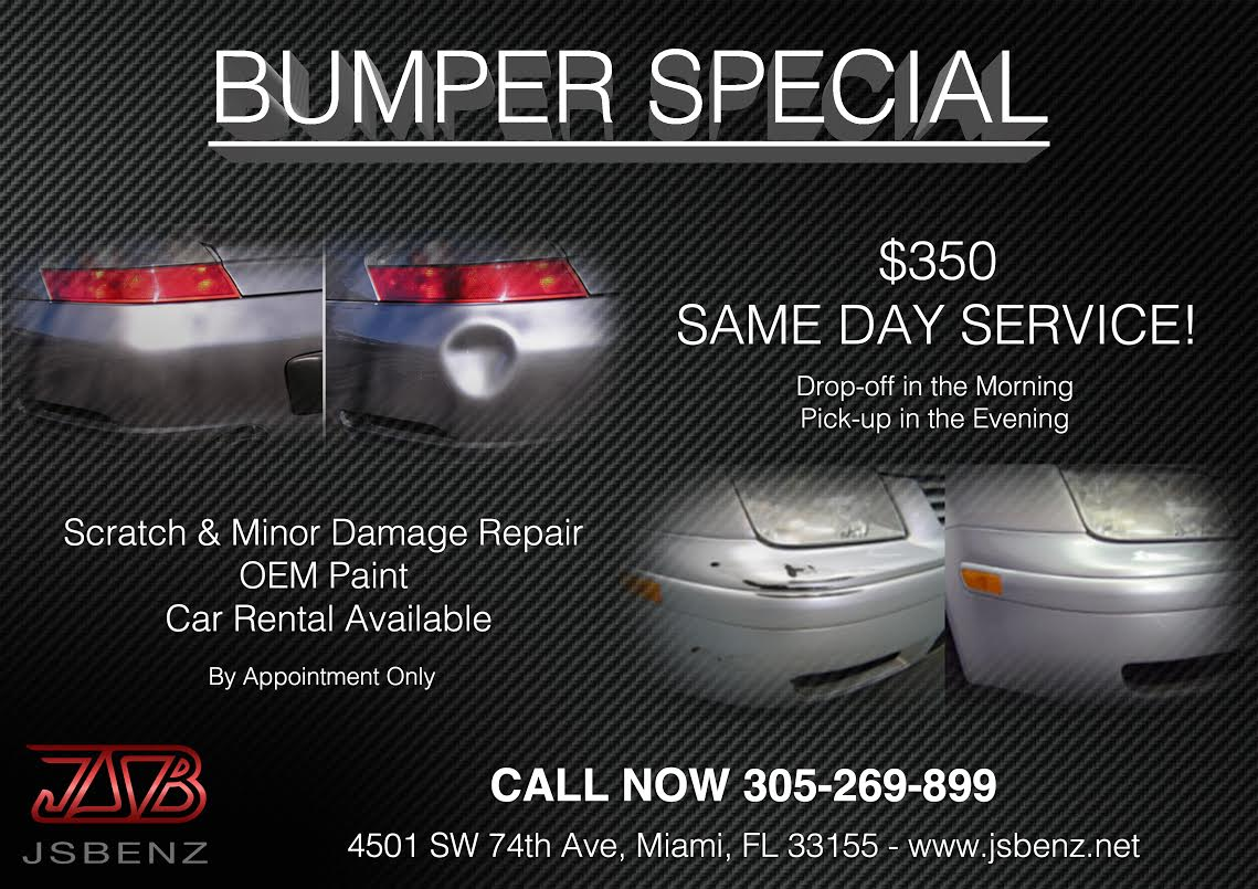 Mercedes benz repair by js benz in miami fl benzshops for Mercedes benz hours of operation