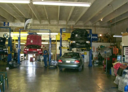 Mercedes benz repair by rickys auto center in miami fl for Mercedes benz mechanic miami