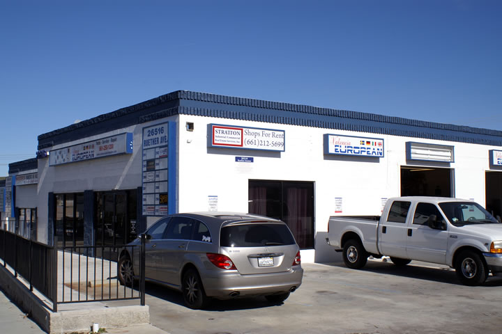 mercedes benz repair by valencia european in santa clarita